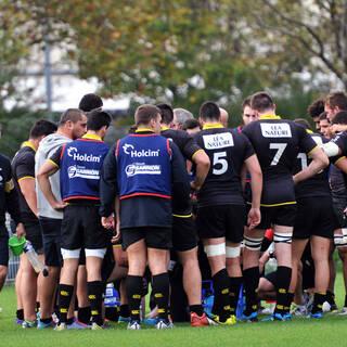 Espoirs - La Rochelle 39 - 14 Grenoble