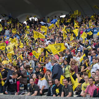 Finale PRO D2 2014 : Agen 22 - 31 La Rochelle