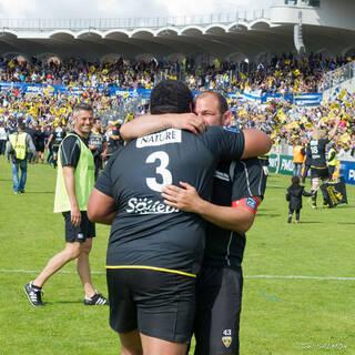 Finale PRO D2 2014 : Agen 22-31 La Rochelle
