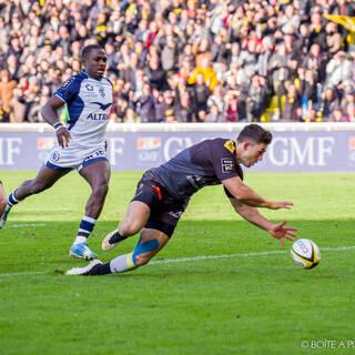 J12 - 02/12/2017 - Stade Rochelais 26 / 14 Montpellier