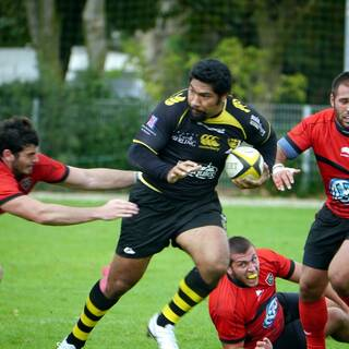 J3 : ASR Espoirs 16-20 Toulon