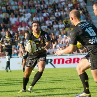 Match Amical : Stade Rochelais 7 - 33 Toulouse (1er Août)