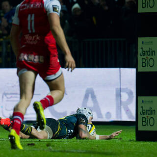 TOP 14 J10 : STADE ROCHELAIS 33-16 GRENOBLE