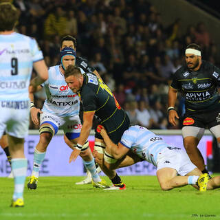 TOP 14 - J25 : STADE ROCHELAIS 14 -  30 RACING 92