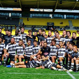 14/09/2019 - Espoirs - J1 - Stade Rochelais 39 / 25 Castres