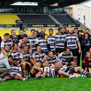 29/09/2019 - Espoirs - J3 - Stade Rochelais 37 / 16 Toulouse