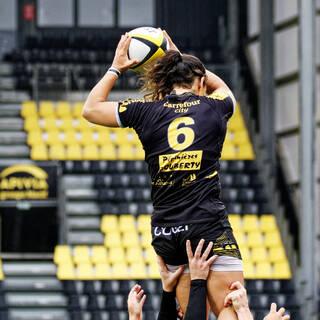 29/09/2019 - POC'ettes - J2 - Stade Rochelais 24 / 0 USAP