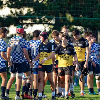 12/10/2019 - Crabos - J1 - Stade Rochelais 19 / 9 Bordeaux-Bègles