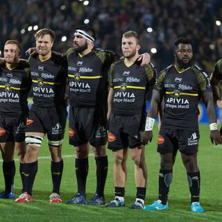 12/10/2019 - Top 14 - J7 - Stade Rochelais 41 / 17 Brive