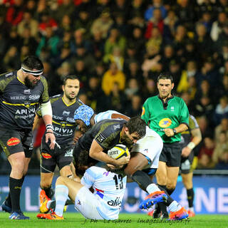 19/10/2019 - Top 14 - J8 - Stade Rochelais 12 / 6 Racing 92