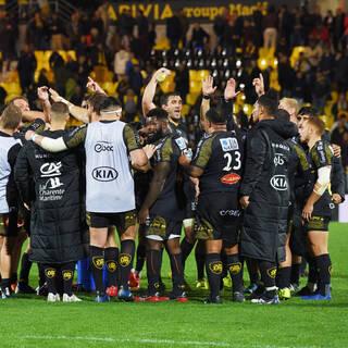 19/10/2019 - Top 14 - J8 - Stade Rochelais 12 / 6 Racing 92