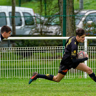 19/10/2019 - Cadets Alamercery - J1 - Stade Rochelais 25 / 0 Pau
