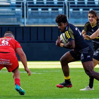 26/10/2019 - Espoirs - J6 - Stade Rochelais 24 / 15 Aurillac