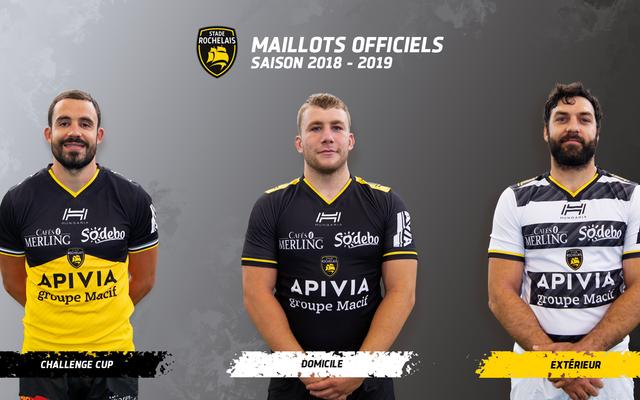 Maillots 2018/2019