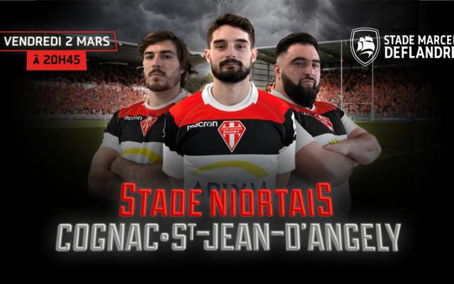 Les 5 raisons d'assister à Stade Niortais / UCS !