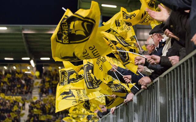 8 000 spectateurs pour Toulon !