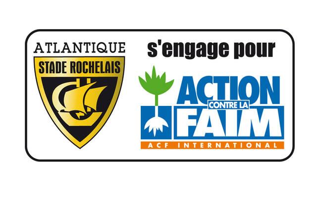 Action Contre la Faim remercie le Club et ses supporters