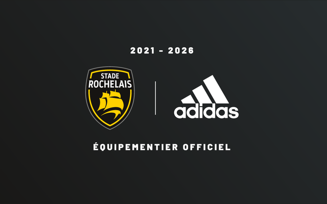 adidas, équipementier officiel !