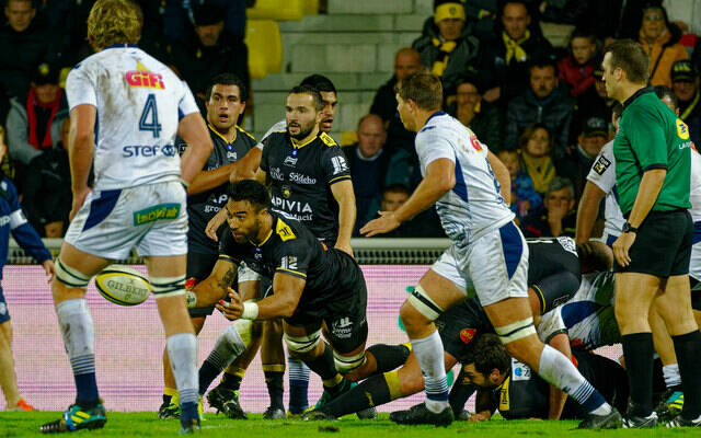 Agen / Stade Rochelais : the team !