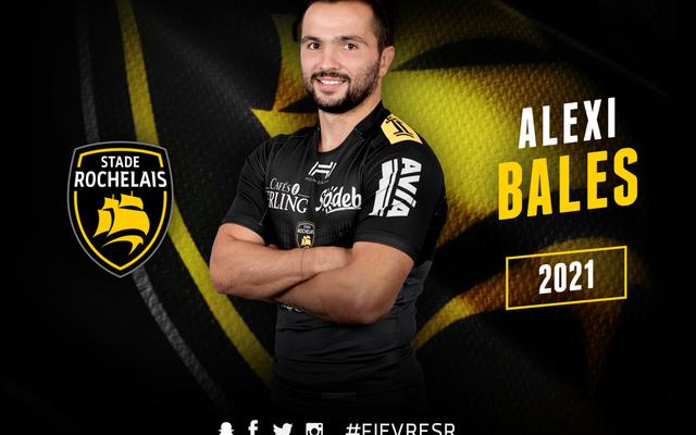 Alexi Bales jusqu'en 2021 !