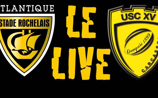 Atlantique Stade Rochelais / US Carcassonne