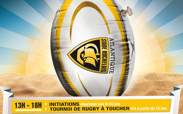 Beach Rugby Tour 2015
