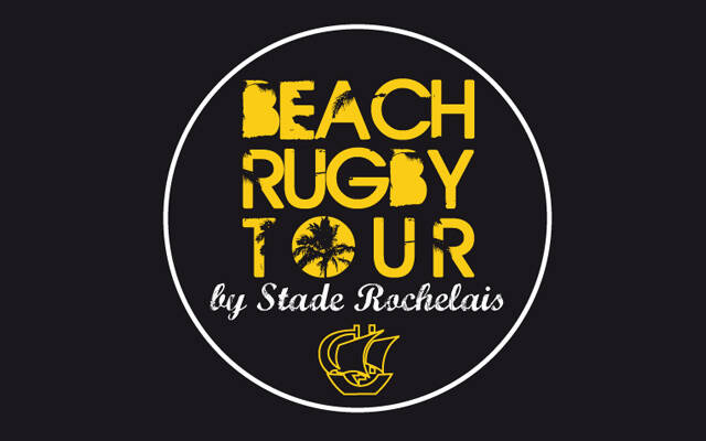 BEACH RUGBY TOUR by Stade Rochelais