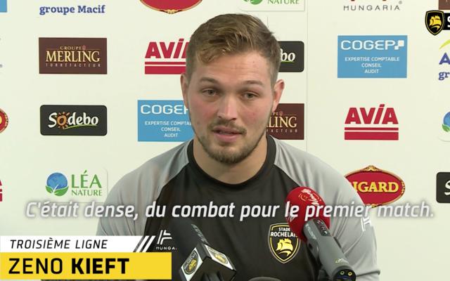 J1 - Brive / Stade Rochelais : le point presse !