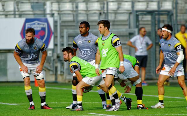 Castres - Stade Rochelais : le groupe !