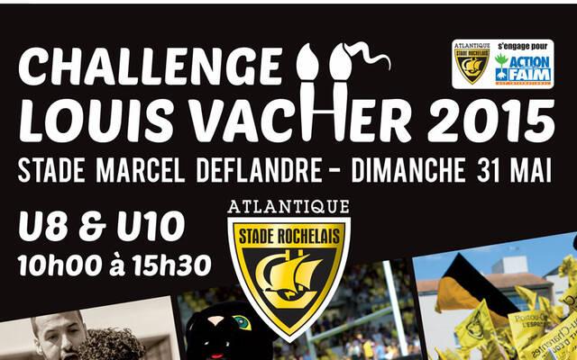 Challenge Louis Vacher dimanche à Deflandre !