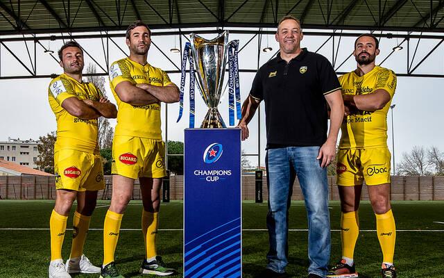 Champions Cup, saison 2, épisode 1
