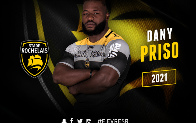 Dany Priso jusqu'en 2021 !