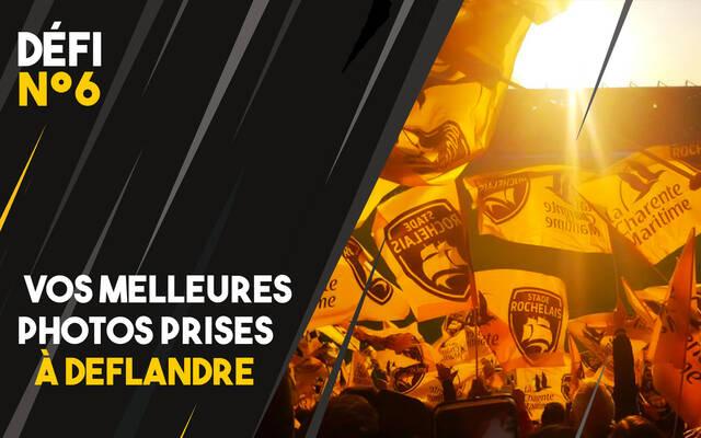 Défi 6 : vos meilleures photos prises à Marcel Deflandre !