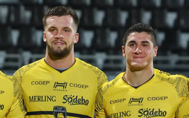 Thomas Lavault et Paul Boudehent, jusqu'en 2023 !
