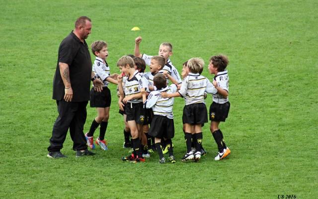 Deuxième week-end de Tournoi pour l'École de Rugby