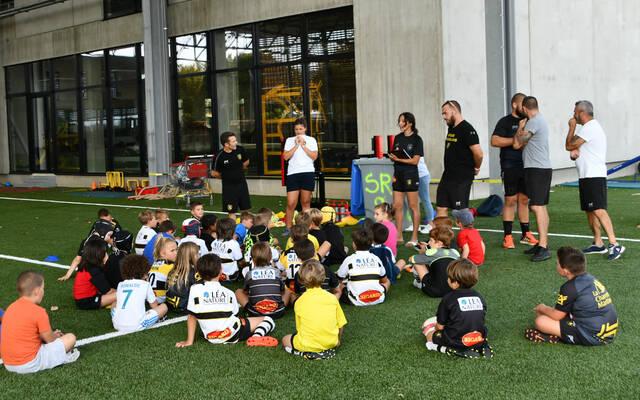 École de Rugby : Les modalités d'inscription