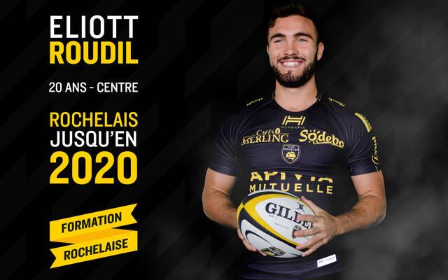 Eliott Roudil jusqu'en 2020 !