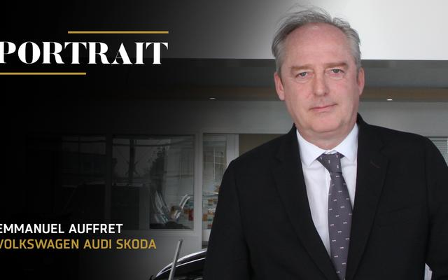 Emmanuel Auffret, Volkswagen-Audi-Skoda