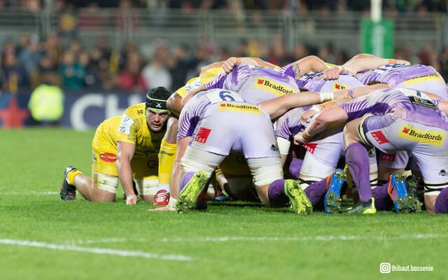 Exeter / Stade Rochelais : la compo !