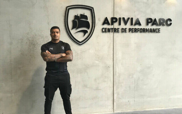 Faifili Levave rejoint le Stade Rochelais