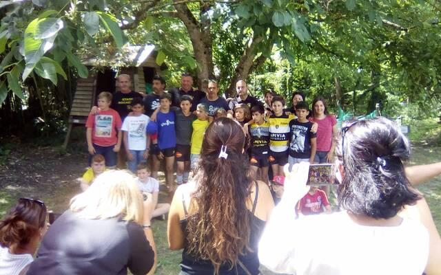 Fête de l'Ecole de Rugby