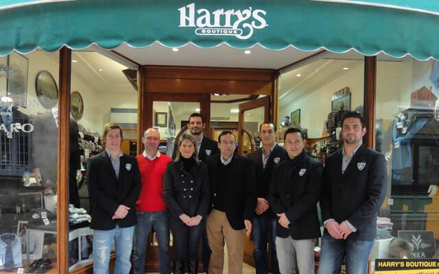 Harry's Boutique fournisseur du Stade Rochelais