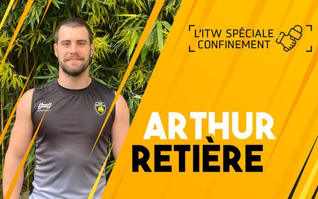 Interview confinement avec Arthur Retière