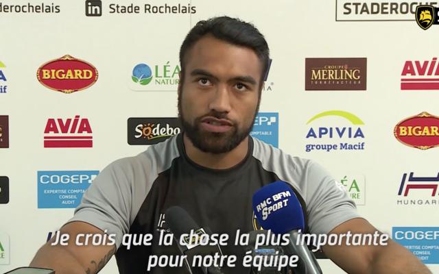 J2 - Stade Français/Stade Rochelais : le Point Presse