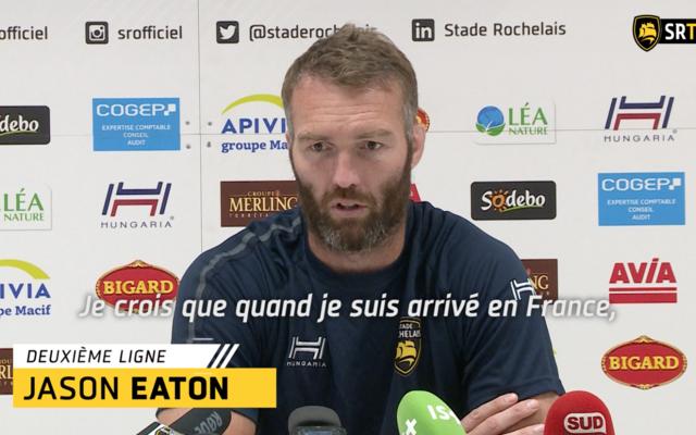 J6 - Toulon / Stade Rochelais : Le Point Presse