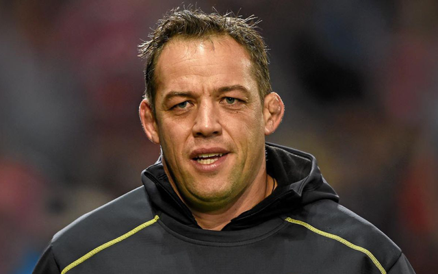 Jono Gibbs is our new Director of Rugby