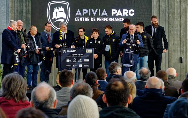 L'Apivia Parc inauguré
