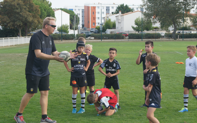 L'École de Rugby fait sa rentrée !