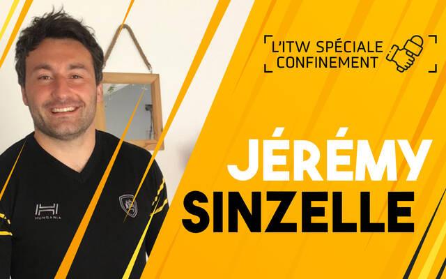L'interview confinement avec Jérémy Sinzelle