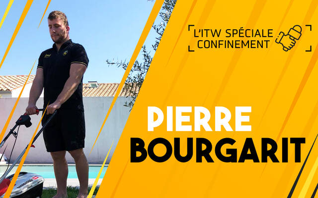 L'interview confinement avec Pierre Bourgarit